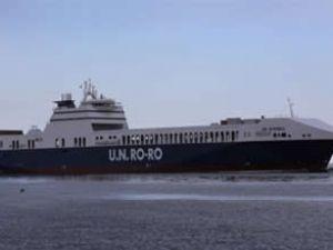 UN Ro-Ro, UN İSTANBUL'u teslim aldı