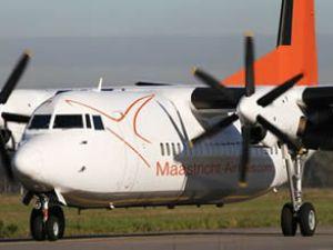 Maastricht Airlines, uçuşlarını erteledi