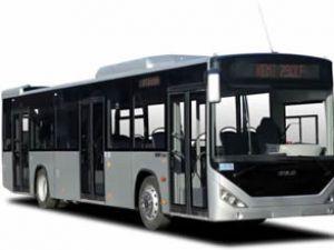 Türk otobüsleri Avrupa'da hizmet veriyor