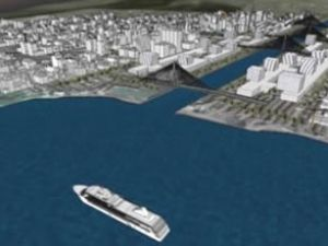 Kara ve demiryoluna Kanal İstanbul ayarı