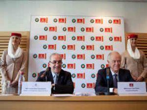 Emirates, Roland Garros'a sponsor oldu