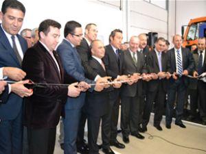 4S Ford Trucks tesisi Eskişehir'de açıldı