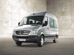 Mercedes Sprinter Minibüsleri yenilendi