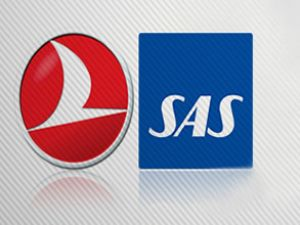 SAS ile THY Code-Share ortaklığı başladı