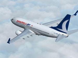 AnadoluJet'ten 39 TL'ye uçma imkanı