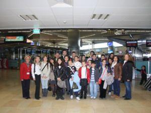 Atlasjet, 23 öğrenciyi İstanbul'da ağırladı