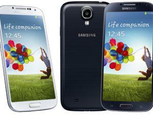 Galaxy S4'le iki kat hızlı mobil internet keyfi