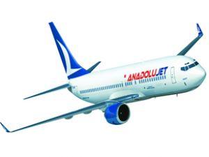 Çorlu-Ankara uçuşlarını başlatıyor