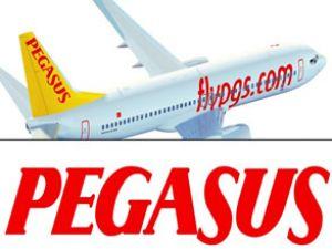 Pegasus, ilk Moskova uçuşunu tamamladı