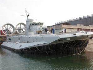 Ukrayna Çin için hava yastıklı gemi üretti