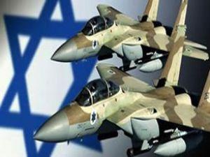 İsrail'den Gazze'ye saldırı düzenlendi