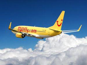 TUI, Antalya'ya uçuşlar düzenlenecek