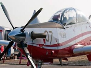 Genç Kartallar uçmayı İzmir'de öğreniyor