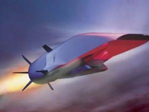 WaveRider'den hipersonik uçuş rekoru