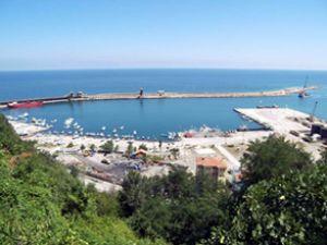 İnebolu Limanı'nda tarama çalışması bitti