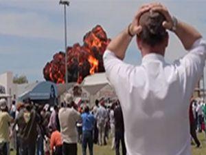 Pilot hayatını kaybetti, 18 kişi yaralandı!