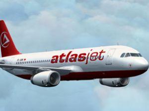 Atlasjet, Kırım'a uçmaya başlıyor