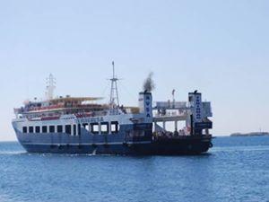 Marmara Ereğli-Bandırma seferi başladı