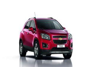 Chevrolet yeni SUV modelini sundu