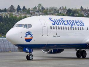 SunExpress Batman'a ilk kez uçtu