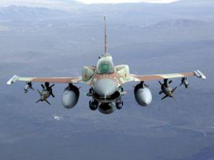 F-16'lar bugün Peace Falcon için uçuyor