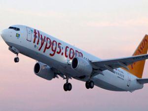 Pegasus, Sabih Gökçen'den Atina'ya uçacak