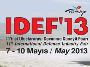 11. Uluslararası Savunma Sanayi Fuarı açıldı