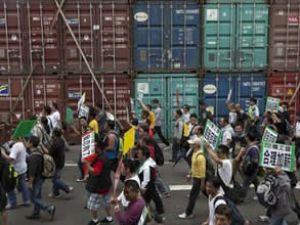 Hong Kong Limanı'nda anlaşma sağlandı
