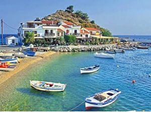 Türk turistler, Yunan adalarına akın ediyor