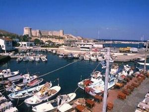 Venedik Limanında yenileme çalışmaları