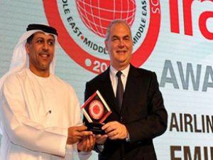 Emirates, uluslararası ödülleri topluyor