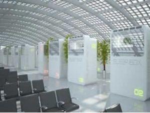 3. havalimanına uyku kabini de olacak