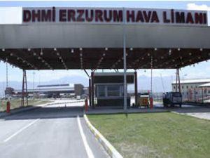 Erzurum Havalimanı yolcu sayısı açıklandı