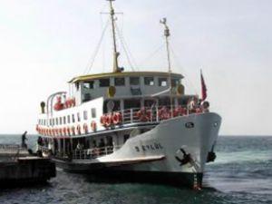 İzmir'de 9 Eylül Vapuru da satışa çıkarıldı