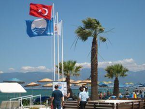 Alanya'da Mavi Bayrak sayısı 57 oldu