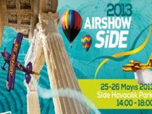 Airshow Side dünya şampiyonunu ağırlıyor