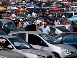 İkinci el otomobil satışlarında sınırlı artış