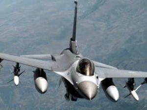Osmaniye'de F-16 uçağımız  düştü