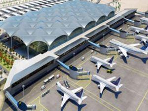 Riyad Havalimanı'nda terminal inşa edecek