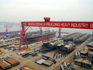 Shandong Shipping'den 4 VLOC siparişi