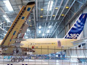A350 XWB uçağı uçuş aşamasına getirildi