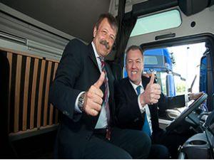 Ekol Lojistik filosuna 100 yeni araç kattı
