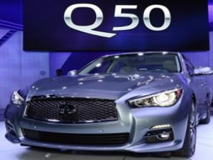 Q50′nin üretim faaliyetleri başladı