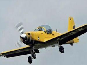 Ürdün'de savaş uçağı düştü: 2 ölü