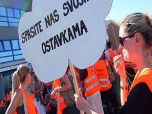 Hırvatistan Havayolları'nda 14 uçuş iptal
