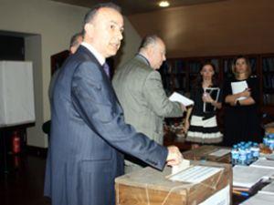 İMEAK DTO Yönetim Kurulu'nu seçiyor