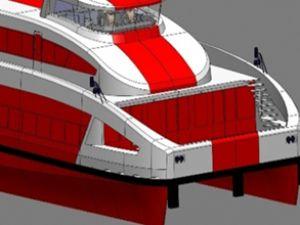 İzmir'in yeni gemileri 'dünya markajı'nda