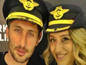 Futbolcu Sabri Sarıoğlu pilot oldu