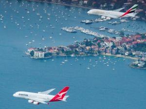Emirates ile Qantas ortaklığı onaylandı