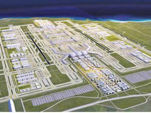3. havalimanına iki farklı hedef senaryosu